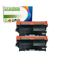2pk TN-450 TN450 Toner Cartridge High Yield For Brother MFC-7860DW FAX-2840 2845