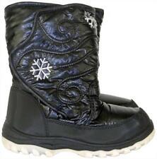 Chaussures noirs pour garçon de 2 à 16 ans pointure 26