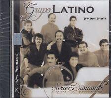 Grupo Latino Serie Diamante CD New Nuevo Sealed