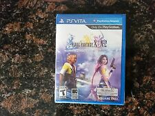 Final Fantasy X/X-2 Hd Remaster (Sony PlayStation Vita)(*New*Fast*Boxed*Shi pping
