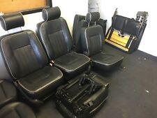 03-06 Lincoln Navigator Seats Set (Complete) Limo With Piping