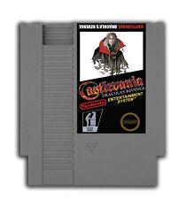 Castlevania: Dracula's Revenge - Nintendo NES Game