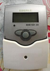 Solarregelung Eberle SHR521 20