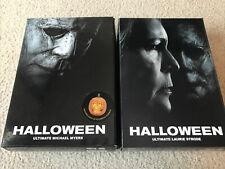 NECA Halloween Michael Myers & Laurie Strode Ultimate Figure!!! NEW & AUTHENTIC!
