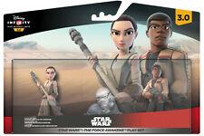 Disney Infinity 3.0 Star Wars Force Awakens Playset 3 Xbox Ps4 Wii U