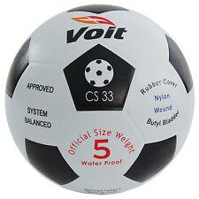 Voit® Waterproof Rubber Soccer Ball - Size 4