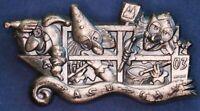 Swiss Switzerland Fasnacht Basel Carnival badge 2003 *[15484]
