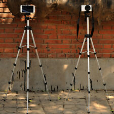 Professional Camera Video Tripod Stand Mobile Phone Broadcast Live Streaming UK