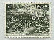 100 x Briefmarke Irland  1969 Nationalversammlung