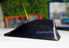 Real Carbon Fiber Roof Shark Fin Antenna Cover Trim For BMW F10 5 Series 11-17