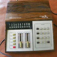 Vintage Regency R1060 Programmable Scanner Receiver~Police~fire~weat her Works!