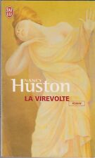 Nancy Huston - La Virevolte - Leonor Fini en couverture .