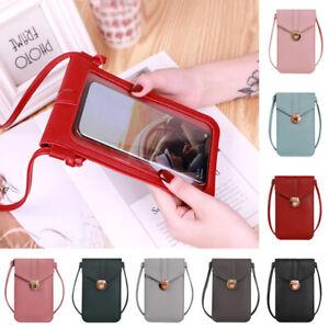 For Phone Bag Pouch Purse Crossbody Bag Cell Wallet Shoulder Case Women Wallet