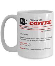 Personalized Perscription Mug - Custom Coffee Cup - Future Doctor Mug - Funny...