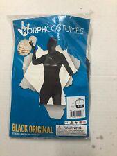 Morphcostumes Black Morphsuits Large Size Costume