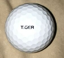 Tiger Woods Tournament Used Golf Ball Genesis Open With Proof