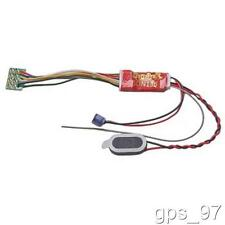 Digitrax - SDN136PS Standard 1 Amp Sound Decoder N Scale - NIB