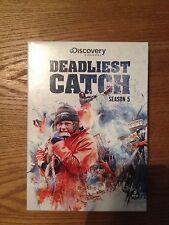 Deadliest Catch: Season 5 (5 DVD Set) Box Set Complete 2009