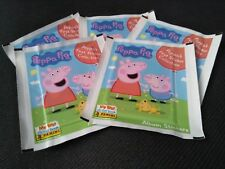 5 Packs Of Peppa Pig Peppa's First Sticker Collection Panini Stickers