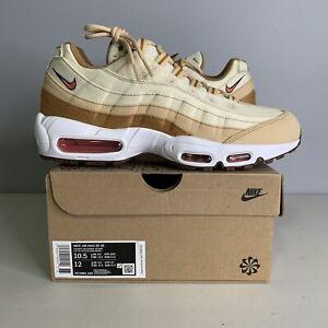 Nike Air Max 95 SE Cork Coconut Milk Tan Shoes DC3991-100 Men's Size 10.5 NEW