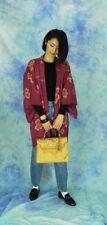 KAWAII Japanese retro kimono coat   HAORI  made in Japan  made of Silk