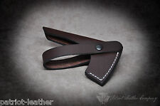 Custom Leather Sheath For Gransfors Bruk Small Forest Axe 420