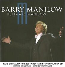 Barry Manilow - Very Best 20 Greatest Ultimate Hits Collection - RARE 2004 CD