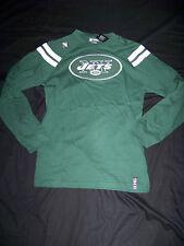Team Apparel Men's New York Jets Long Sleeve Shirt NWT Small