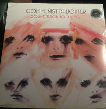 COMMUNIST DAUGHTER SOUNDTRACK TO THE END, VINYL LP INCLUDES FREE DOWNLOAD CODE