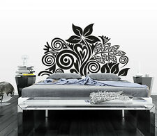 00935 Wall Stickers Adesivi Murali Testiera Fantasia camera letto 200x115 cm