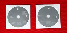 MacOs OSX Tiger 10.4 + Hardwaretest + iLife nur iBook G4 Mitte 2005 Powerbook6,7