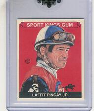 2010 SPORTKINGS D MINI LAFFIT PINCAY JR. #188 HORSE RACING