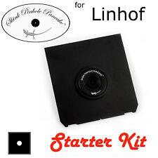Skink pinhole funcionemos Starter Kit objetivamente-Linhof Technika wista paquete de accesorios