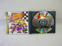 STREET RACER EXTRA Sega Saturn Import JAPAN Video Game ss