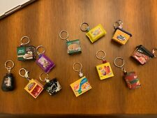Shopkins Miniatures Food Key Chains, Earrings, and Toys