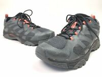 Merrell Mens Moab Edge 2 Athletic Hiking Shoes Size 13 Monument Gray