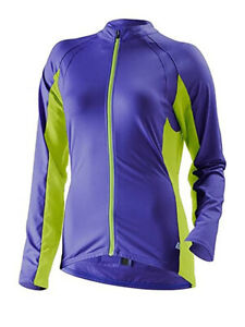 Cannondale Women's Prelude Long Sleeve Jersey (Iris Purple, S)
