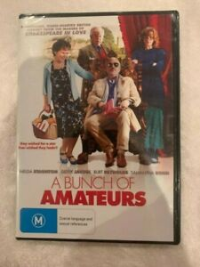 NEW A Bunch Of Amateurs (DVD, 2010) FREE POST