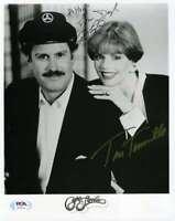Captain And Tennille PSA DNA Coa Hand Signed 8x10 Photo Autograph