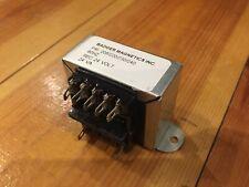More details for carter hoffmann 18616-0131 controller transformer nti-2575