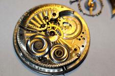 #1249,Vintage Watch Parts-Hamilton 910 17J