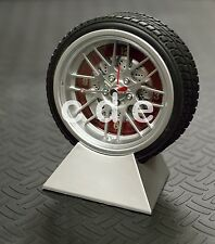 Auto Tire and Wheel Desk Clock