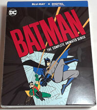BATMAN: THE ANIMATED SERIES Complete Series Brand New on BLU-RAY + Digital TAS