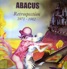 "Abacus:  ""Retrospection 1971-1982""  (CD)"