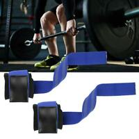 1 Pair Wrist Wraps Weightlifting Training Gym Straps Support Gym Fitness Workout