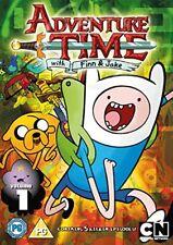 ADVENTURE TIME:S1V1 (DVD/S)