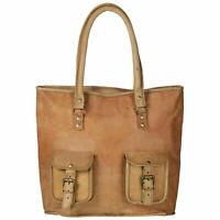 TOPSHOP Soft Real Leather Satchel Messenger Cross Body Bag lobo Limited Edition
