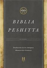 BIBLIA peshitta, TAPA dura con Indice: revisada Y aumentada da B&H - spagnolo.