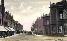Epsom. Station Road.