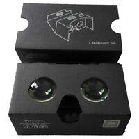 "For Google Cardboard V2 3D Glasses VR Valencia Quality Max Fit 6""Phone Brillen"